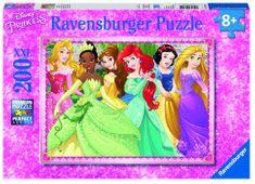 Ravensburger sestavljanka Disney Princese, 200 delov