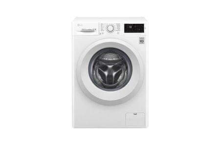 LG F2J5WN3W Szabadonálló keskeny elöltöltős mosógép, A+++ -10%