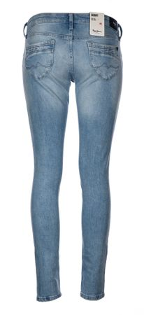 6da6987410c Pepe Jeans dámské jeansy Ripple 25 30 modrá