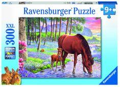 Ravensburger Klidný západ slunce 300 dílků