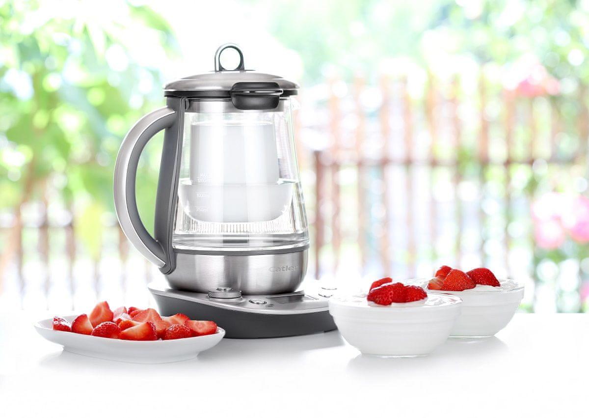 Catler SP 8010 termoregulace 10 programů příprava jogurtů svařák cider