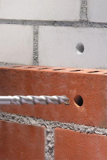 KWB sveder za kamen in beton, 5 mm, TCT, ISO 5468 (39650)