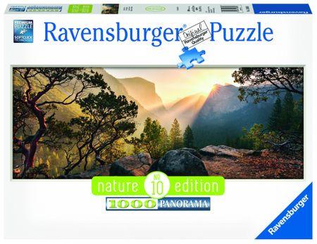 Ravensburger sestavljanka Yosemite Park, 1000 delov