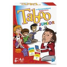 HASBRO Taboo Junior 14334