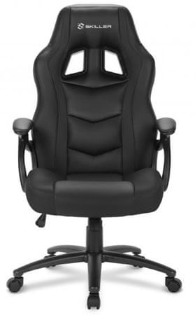 Sharkoon gamerski stol Shark SGS1, crni