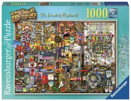 Ravensburger slagalica Inventar u ormariću, 1000 komada