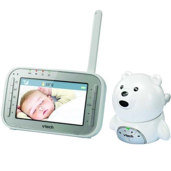 Vtech BM4200 dětská video chůvička, Medvěd