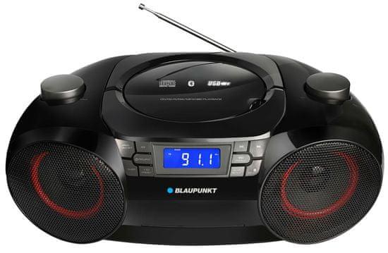 Blaupunkt radio Boombox BB30BT, črn - Odprta embalaža