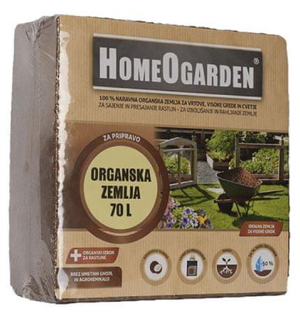 HomeOgarden organska zemlja, 70 l