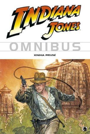 Barry Dan: Indiana Jones - Omnibus - kniha první