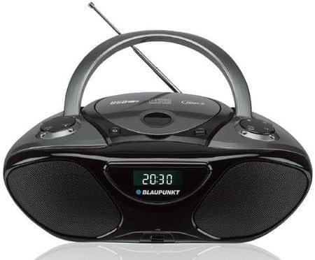 BLAUPUNKT radioodtwarzacz BB14, czarny