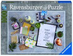Ravensburger Začni žít svůj sen 1000 dílků