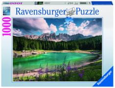 Ravensburger sestavljanka Dolomiti, 1000 kos