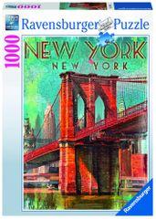 Ravensburger Retro New York 1000 dílků