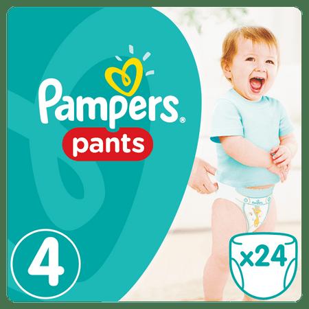Pampers Kalhotkové plenky Carry Pack S4 24ks