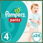 1 - Pampers Kalhotkové plenky Carry Pack S4 24ks