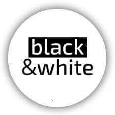 Concept LA8783wh black and white logo