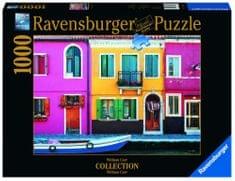 Ravensburger Puzzle 185 Graziella, Burano 1000 elementów