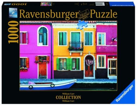 Ravensburger 185 Graziella, Burano 1000 dílků