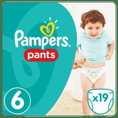 Pampers Kalhotkové plenky Carry Pack S6 19ks