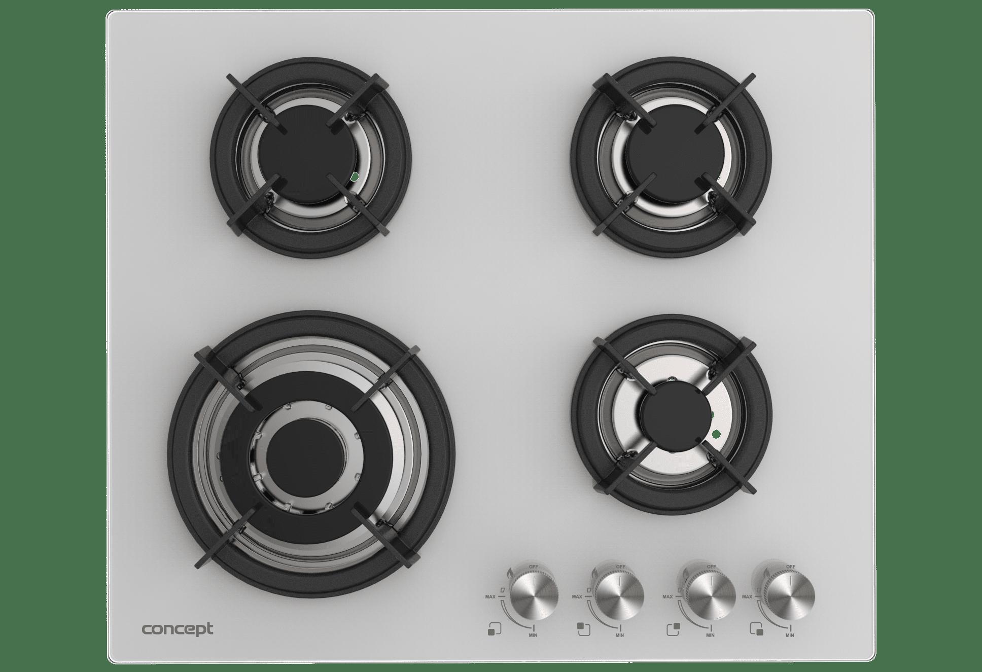 Vestavná plynová deska Concept PDV 7160wh