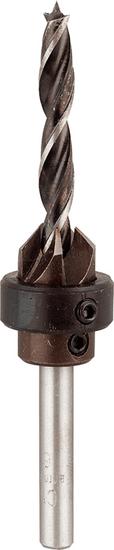 KWB svrdlo za drvo s uklonjivim nastavkom za dubinu, 6 mm (513106)