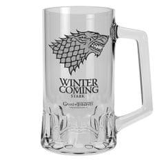 Půllitr Game of Thrones - Stark  (0,5 l.)