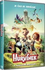 Hurvínek a kouzelné muzeum   -DVD
