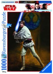 Ravensburger Disney Star Wars: Luke Skywalker 1000 darab