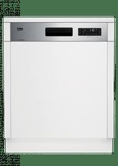 BEKO DSN 26420X beépíthető kezelõpaneles 13 terítékes mosogatógép