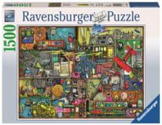 Ravensburger Regál 1500 dielikov