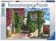 Ravensburger Idylické francouzské domy 2000 dílků