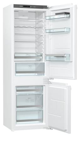 Gorenje RKI5182A1 Beépíthető kombinált hűtőszekrény, A++