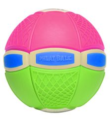 EP Line Phlat Ball jr svítící ve tmě - zelená / růžová