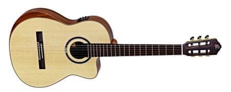 Ortega Striped Suite CE Klasická elektroakustická gitara