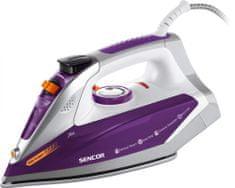 Sencor parni likalnik SSI 8710VT, vijoličen