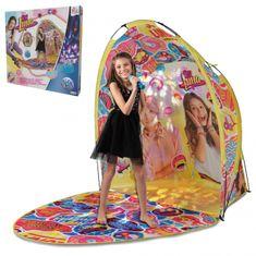 Soy Luna šotor, 215x140x145 cm