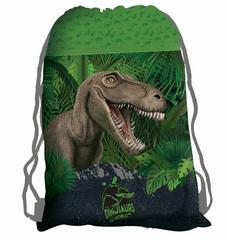 Karton P+P Vrecko na cvičky T-rex