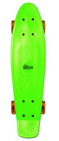 Authentic Skateboard, zelen