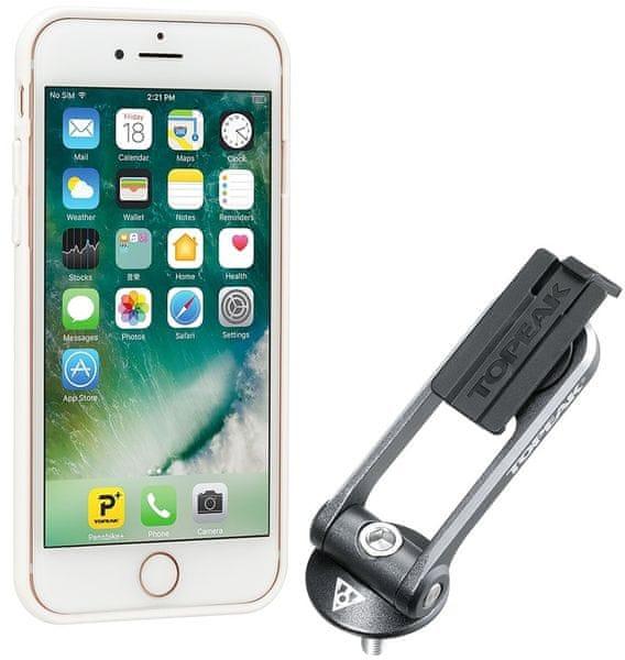 Topeak RideCase pro iPhone 6/6S/7/8, white
