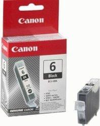 Canon kartuša BCI-6Bk, črna