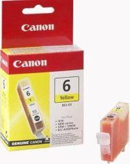Canon kartuša BCI-6Y, rumena