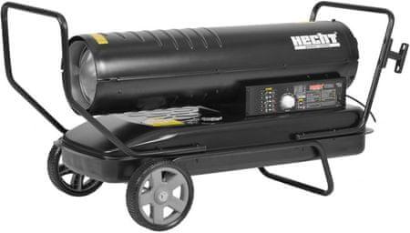 Hecht 3039 - naftová horkovzdušná turbína
