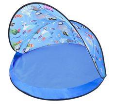 Paradiso Modrý stan s 50 míčky