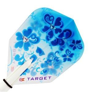 Target – darts Letky VISION 100 Standard Girl Play Cutie 34117450
