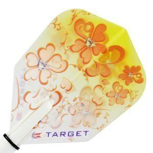 Target – darts Letky VISION 100 Standard Girl Play Honey 34117460