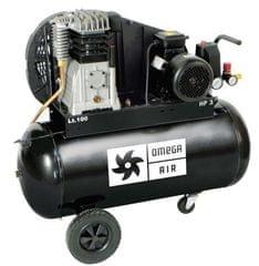 OMEGA AIR batni kompresor JPN 350/100 (1400426)