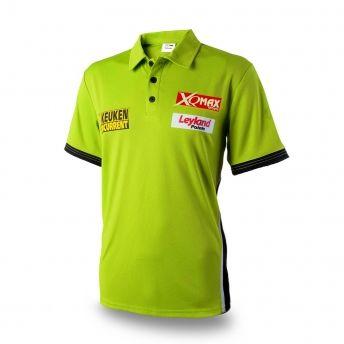 XQMax Darts Košile Michael van Gerwen Replica match shirt