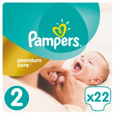 Pampers Plenky Premium Carry Pack S2 22ks