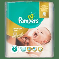 Pampers hlačne plenice Premium Carry Pack S2, 22 kosov